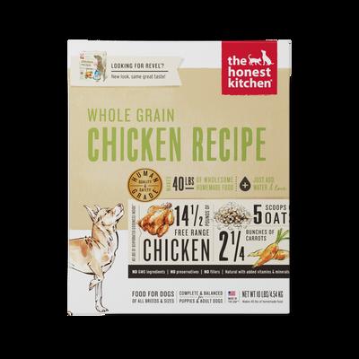 The Honest Kitchen Whole Grain Chicken (Revel)