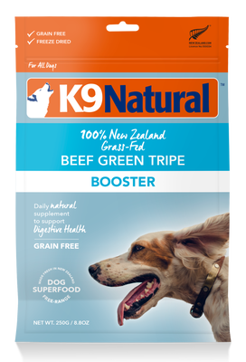 K9 Natural Beef Green Tripe Booster