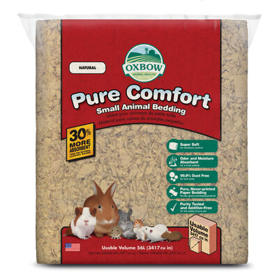 Oxbow Pure Comfort Small Animal Bedding, Natural, 56-L