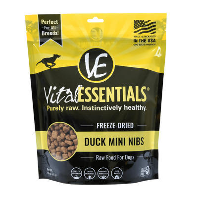 Vital Essentials Mini Nibs Duck