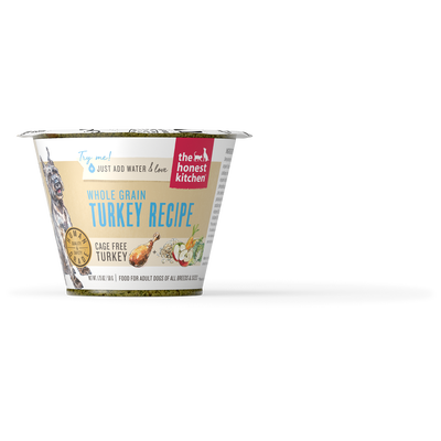 The Honest Kitchen Whole Grain Turkey (Keen)