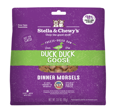Stella  Chewy's Duck Duck Goose