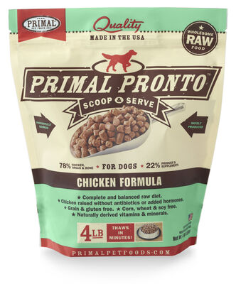 Primal Canine Pronto Chicken