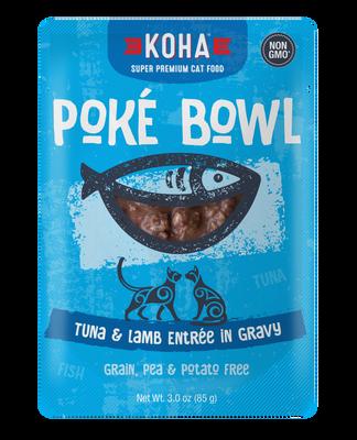 Koha Poke Bowl Tuna  Lamb