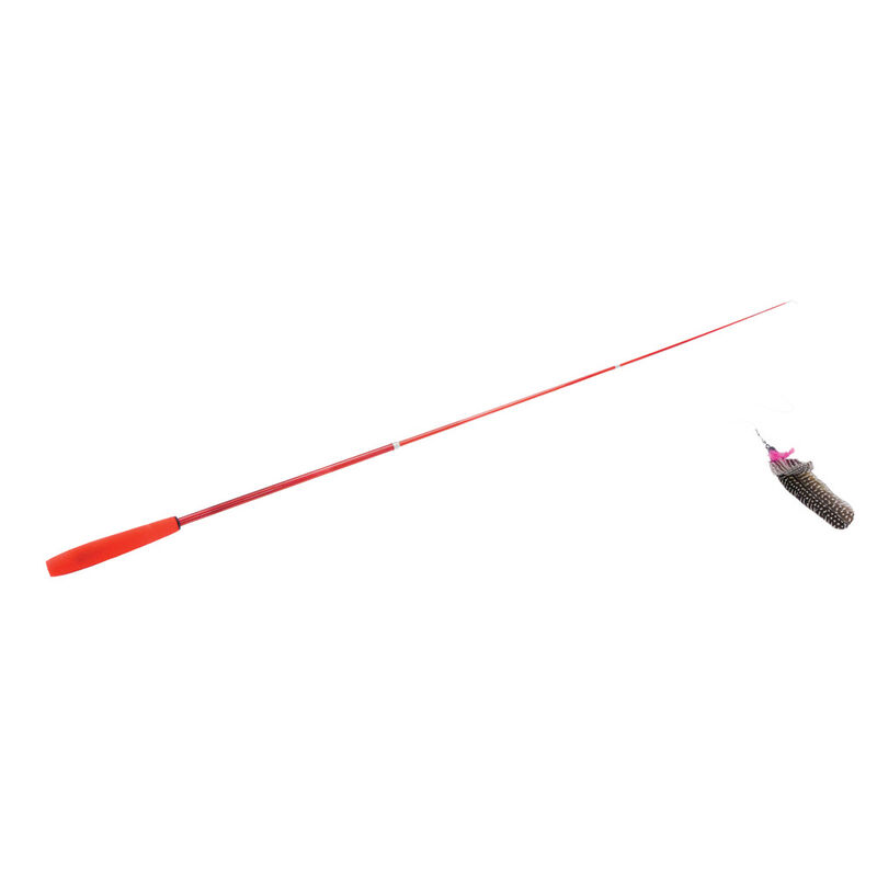 Turbo by Coastal Telescoping Flying Teaser, Cat Toy