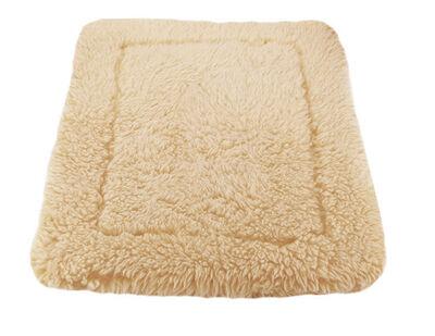 HuggleHounds HuggleFleece Dog Bed Mat, Medium