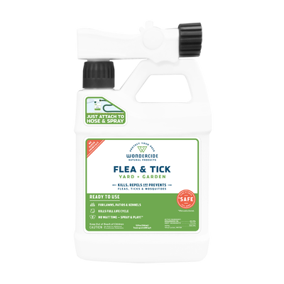 Wondercide Flea amp; Tick Control Yard amp; Garden Ready To Use Insecticide, 32-oz
