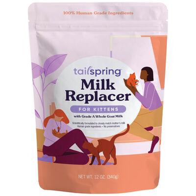 Tailspring Kitten Milk Replacer, Powdered, 12-ounces