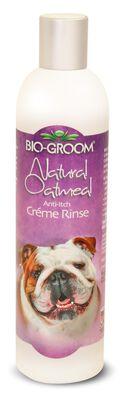 Bio-Groom Natural Oatmeal Crème Dog Rinse, 12-oz