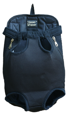 Yapper Wrapper Front Pack Dog Carrier, Small