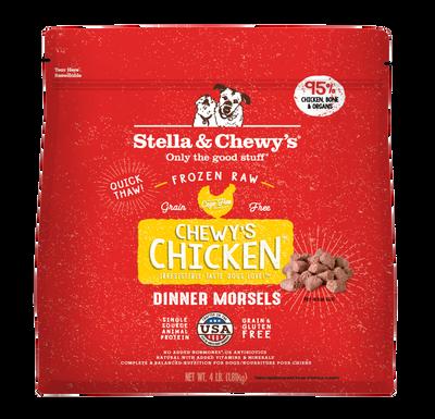 Stella  Chewy's Frozen Chewy's Chicken