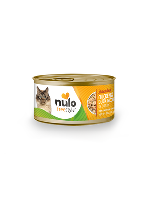 Nulo Freestyle Shredded Chicken  Duck In Gravy