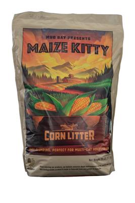 Mud Bay Maize Kitty Corn Cat Litter