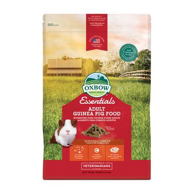Oxbow Essentials Adult Guinea Pig Food, 10-lb