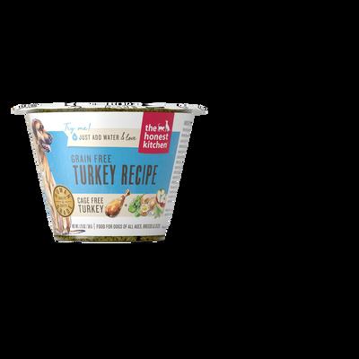 The Honest Kitchen Grain Free Turkey (Embark)