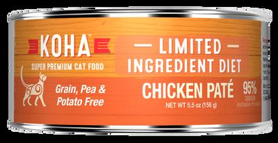 Koha LID 95% Chicken  Chicken Liver Pate