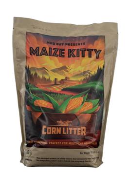 Mud Bay Maize Kitty Corn Cat Litter, 10-lb