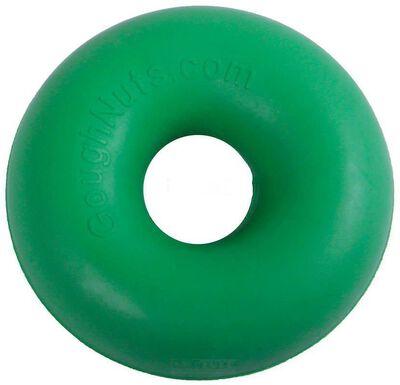 GoughNuts Ring Dog Toy, Green, Small