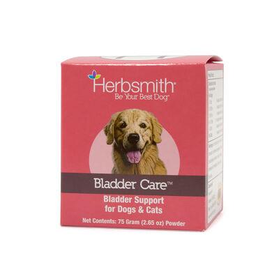 Herbsmith Herbal Blends Bladder Care Powdered Dog  Cat Supplement, 75g jar