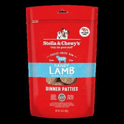 Stella  Chewy's Freeze Dried Dandy Lamb