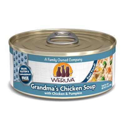 Weruva Grandma's Chicken Soup