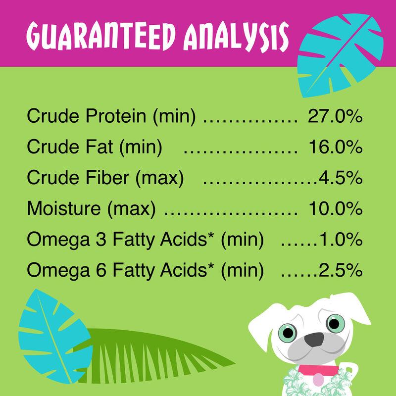Tiki Dog Aloha Petites Lamb Luau Grain-Free Dry Dog Food, 3.5-lb