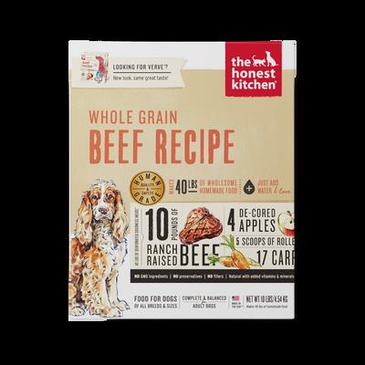 The Honest Kitchen Whole Grain Beef (Verve)