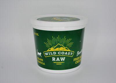 Wild Coast Raw Free Range Chicken
