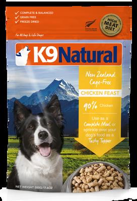 K9 Natural Chicken Feast