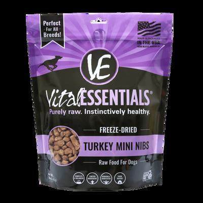 Vital Essentials Mini Nibs Turkey