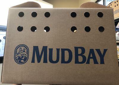 Mud Bay Cardboard Cat Carrier