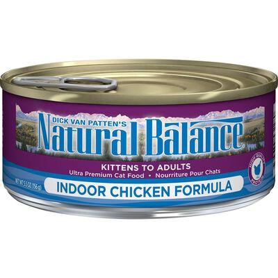 Natural Balance Indoor Cat