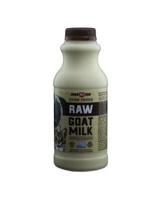 Boss Dog Farm Fresh Raw Goat Milk with Taurine Dog Treats, 16-fl-oz