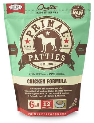 Primal Canine Chicken