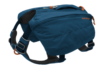 Ruffwear Front Range Dog Day Pack, Blue Moon, X-Small