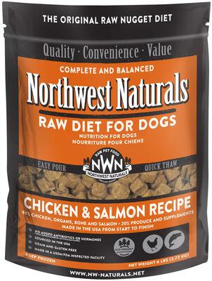 Northwest Naturals Chicken  Salmon