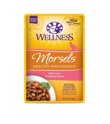 Wellness Healthy Indulgence Morsels Tuna