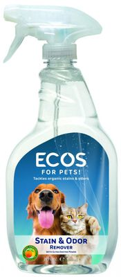 ECOS for Pets! Stain  Odor Remover, 22-oz bottle