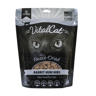 Vital Essentials Rabbit Mini Nibs