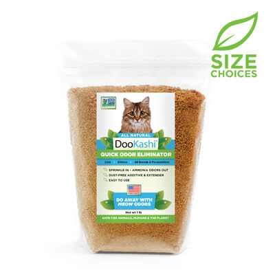 DooKashi For Cats Litter Box Additive, 1-lb