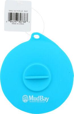 Dexas Popware for Pets Flexible Suction Lid, Blue