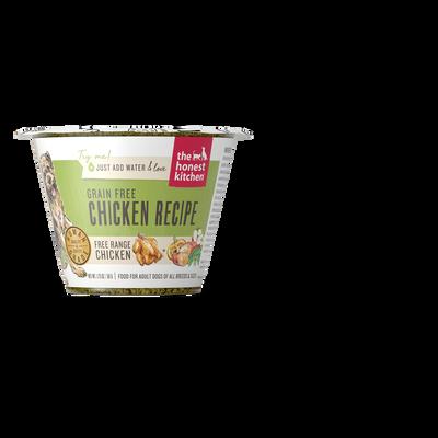 The Honest Kitchen Grain Free Chicken (Force)