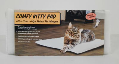 Arlee Pet Products Comfy Kitty Pad, 2-Pack