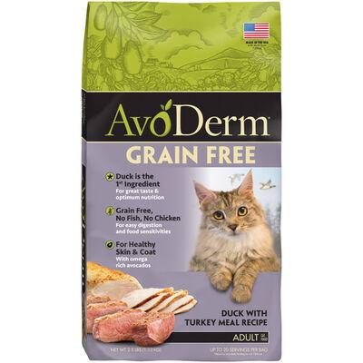 AvoDerm Grain Free Duck with Turkey Meal Recipe