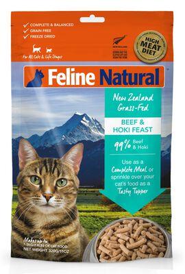Feline Natural Beef  Hoki