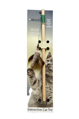 Mud Bay Wild Wand Bug Cat Toy
