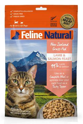 Feline Natural Lamb  Salmon