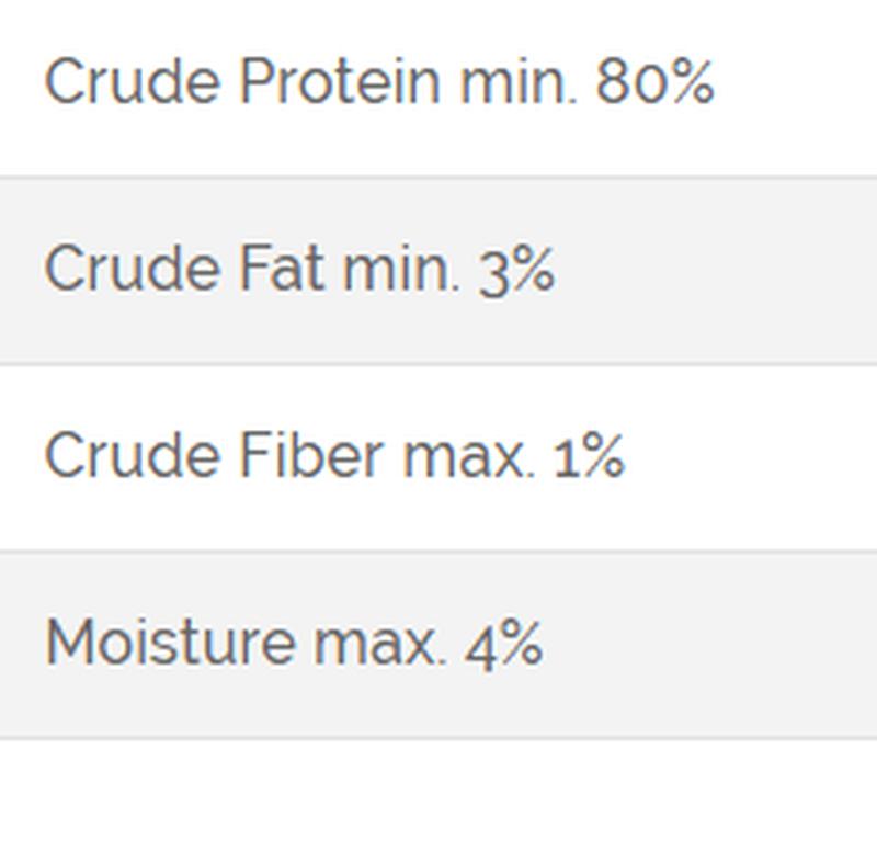Life Essentials Chicken Freeze-Dried Cat  Dog Treats, 5-oz