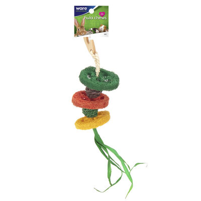 Ware Pet Products Hula Chew Small Animal Chew Toy