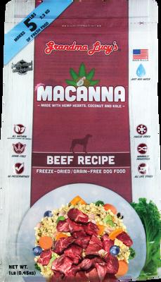 Grandma Lucy's Macanna Beef